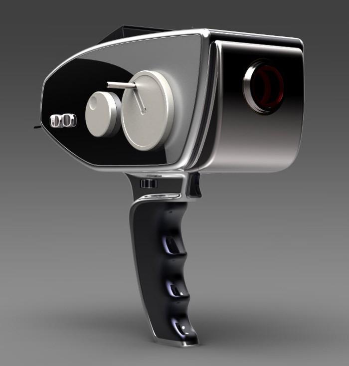 La Digital Bolex, otro proyecto muy interesante aún en desarrollo.
