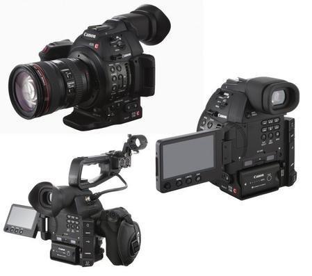 """Ejemplo evidente de una alternativa razonable y pragmática al vídeo DSLR: La Canon Cinema EOS C100 MK II exhibe un diseño bien pensado para el uso prolongado cámara en mano, micrófono estéreo incorporado, entradas profesionales de audio XLR, tres excelentes filtros ND ópticos, peaking, magnifying, monitor forma de onda, vectorscopio, curva de gamma logarítmica y un sensor S35 sin sobrecalentamientos con velocidades de lectura que evitan en la mayoría de los casos el aliasing y el subsiguiente moiré. Combinada con un grabador externo como el Atomos Ninja 2 o el Ninja Samurai permite grabar en ProRes 422 por su salida limpia de HDMI y puede trabajar sin adaptadores con todas las ópticas EF, tan difundidas en el mercado de bajo coste, así como con las CN-E, las CP.2 o las Xenon. Además incorpora el sistema de enfoque automático """"Dual Pixel CMOS AF"""", que nos permite rodar con rapidez y suficiente fiabilidad en aquellos casos en que no podemos permitirnos el enfoque manual. Incluso sumando el precio del grabador mencionado sigue siendo más barata que adquirir una DSLR de gama media, si entendemos que esta última precisa estativos, mandos de foco, EVF, micro-grabadores externos y filtros ND independientes (para cada diámetro de los objetivos) para ser comparable con la C100 MK II. A pesar de que su pantalla LCD no está situada -ni de lejos- en la mejor posición del mundo la realidad es que esta -como alguna otra cámara parecida- es una solución más RENTABLE y mucho más cómoda para hacer vídeo que cualquier DSLR, en especial cuando se trata de realizar reportaje documental y se necesita rodar con velocidad y llamar poco la atención. Lo demás es """"literatura"""" falsa e interesada... El que quiera entender, que entienda."""