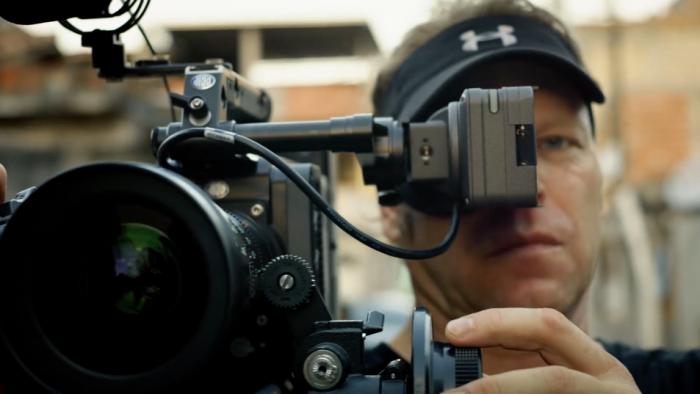 Vídeo del rodaje del documental Mata Mata en las favelas de río de Janeiro empleando la ARRI AMIRA