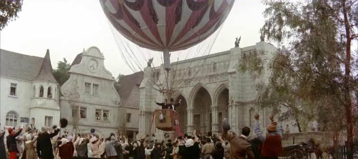 """""""La vuelta al mundo en 80 días"""" (Michael Anderson, 1956), quizá la película más popular rodada en Todd-AO"""