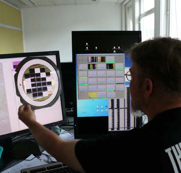 Procesos de optimización del sensor