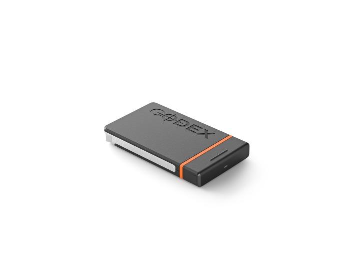 Codex Compact Drive de 1 TB.