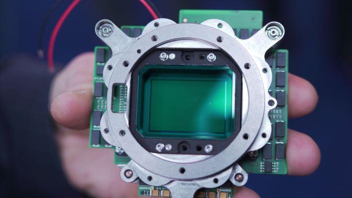 La revisión A2X del sensor ARRI ALEV3 que incorporan las cámaras de la gama LF.