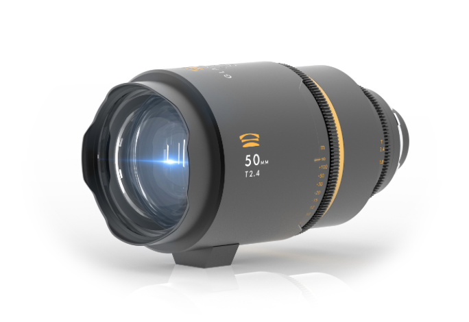 Glaswerk One+ 50 mm T2,4