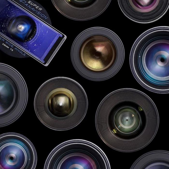 Desde el aspecto clásico de sus ópticas serie H, hasta las Primo X motorizadas para drones y cardanes, Panavision cuenta con la selección más grande del mercado de ópticas de gran formato.